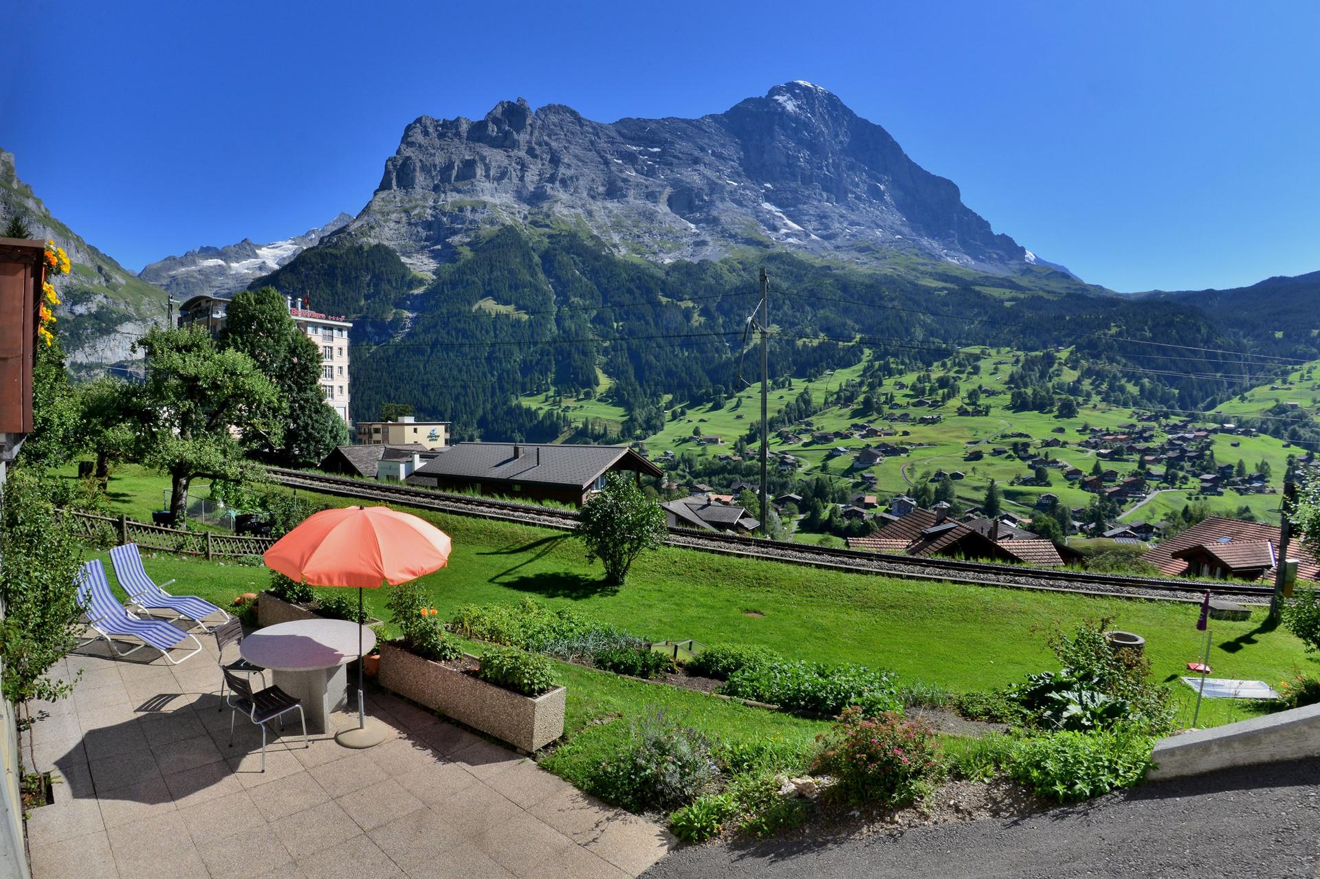 Spillstatthus Grindelwald
