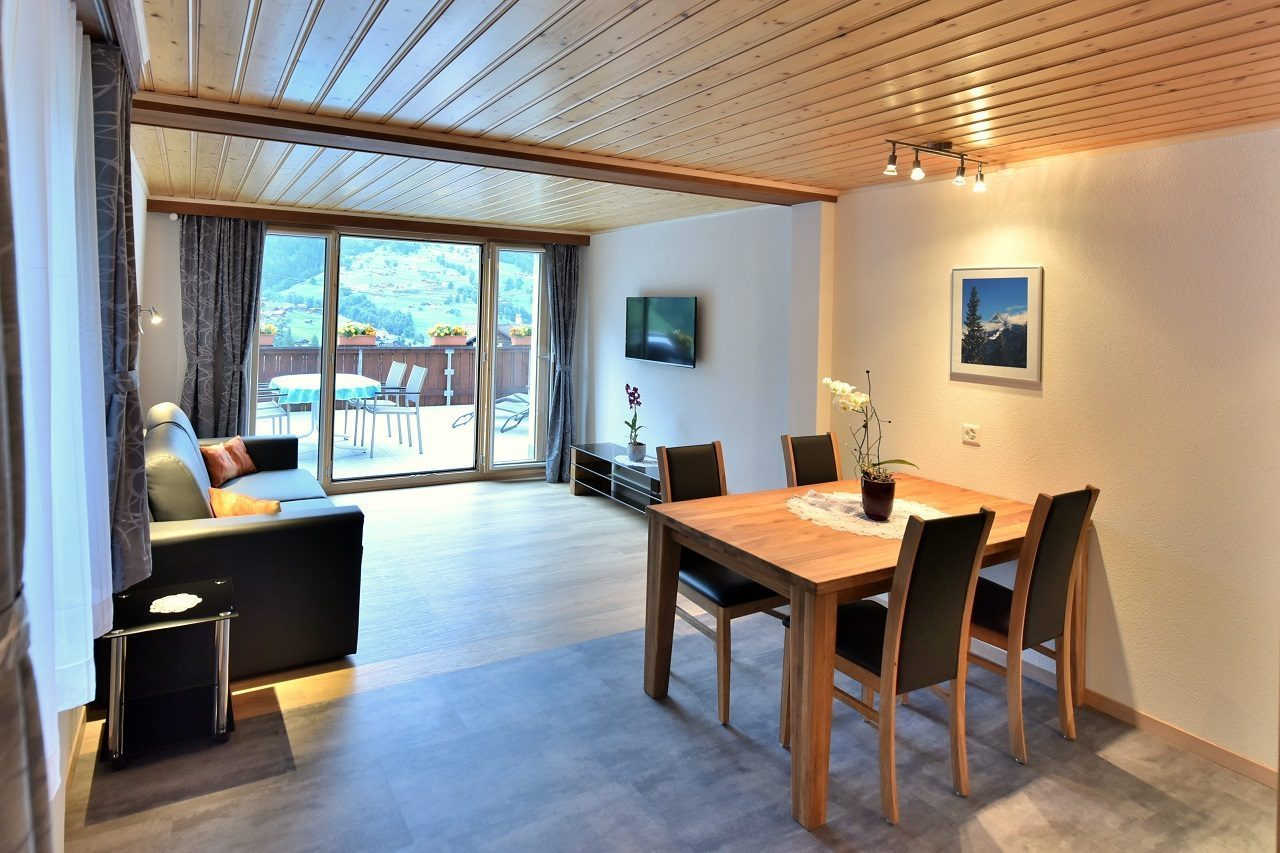 2-4 persons holiday apartment
