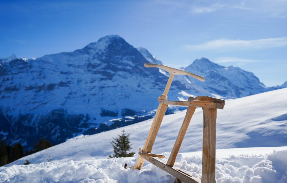 Excursions in Grindelwald